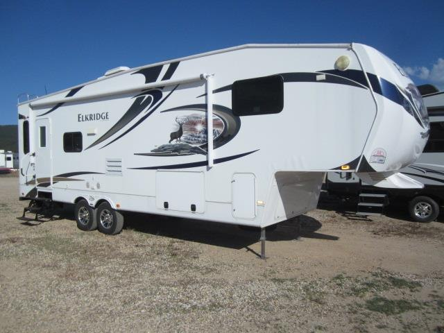 USED 2011 HEARTLAND ELKRIDGE 29RLS - Jack's Campers