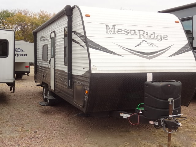 USED 2019 HIGHLAND RIDGE MESA RIDGE 26BH
