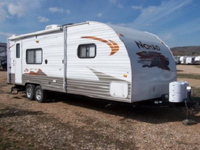 USED 2011 SKYLINE NOMAD JOEY 260 - Jack's Campers