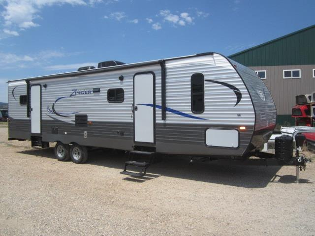 NEW 2018 KEYSTONE ZINGER Z-1 SERIES 320FB - Jack's Campers