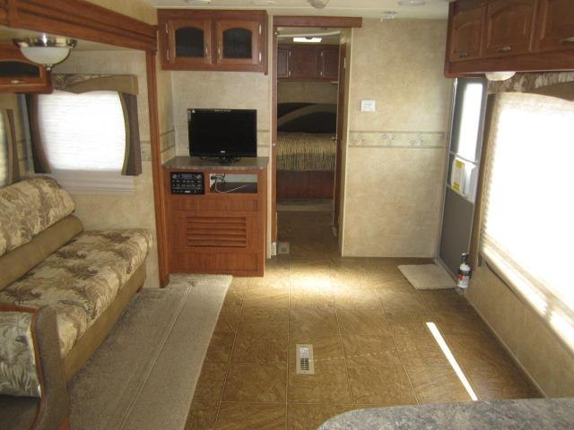 2011 JAYCO JAY FLIGHT 31RKS - Jack's Campers