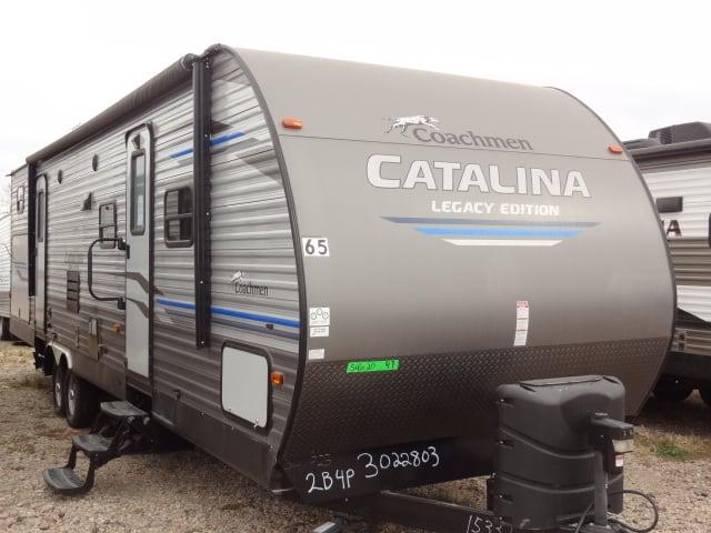 USED 2019 COACHMEN CATALINA LEGACY 323BHDSCK