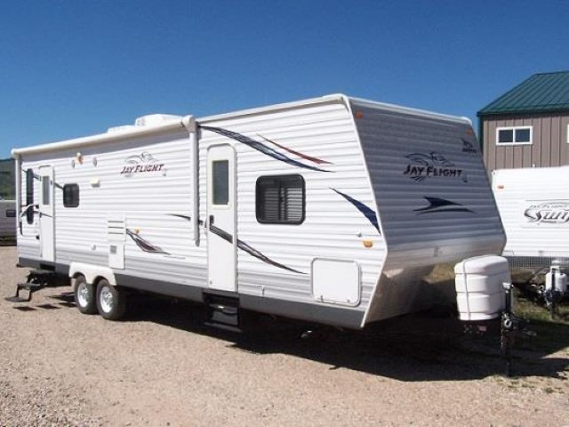 USED 2010 JAYCO JAY FLIGHT G2 29RLS - Jack's Campers