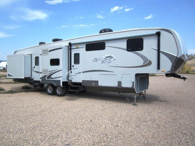 USED 2010 OPEN RANGE RV OPEN RANGE 399SRL - Jack's Campers