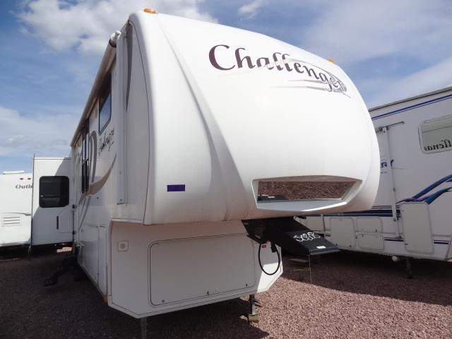USED 2009 DAMON CHALLENGER 34SAQ - Jack's Campers
