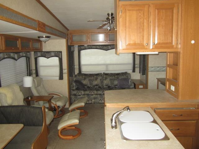 USED 2008 DUTCHMAN MONTE VISTA 34QL - Jack's Campers