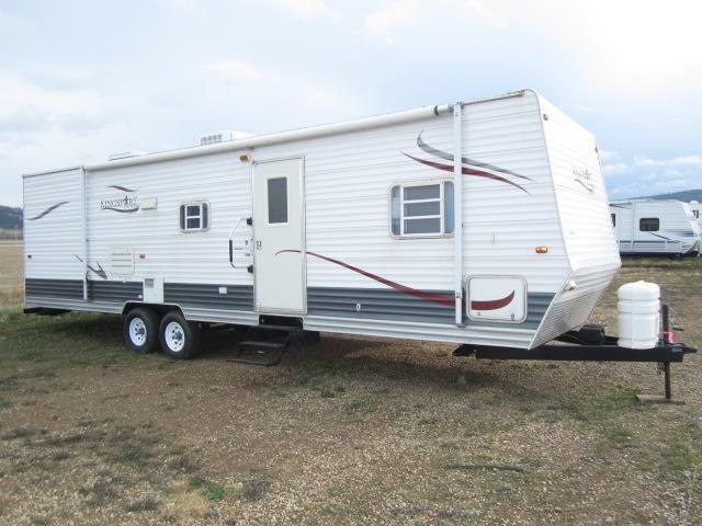 USED 2007 Gulf Stream KINGSPORT 299TBR - Jack's Campers