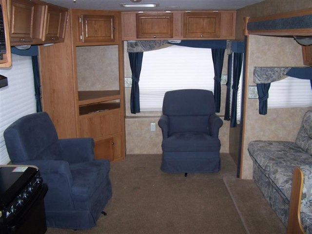 USED 2007 JAYCO JAY FEATHER LGT 31V - Jack's Campers