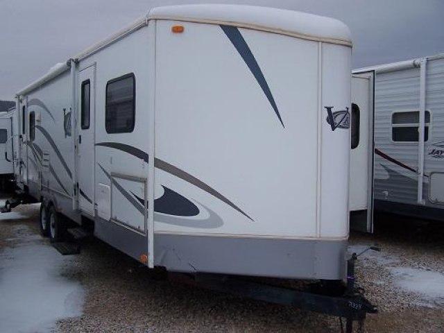 USED 2007 KEYSTONE VR1 319RLDS - Jack's Campers