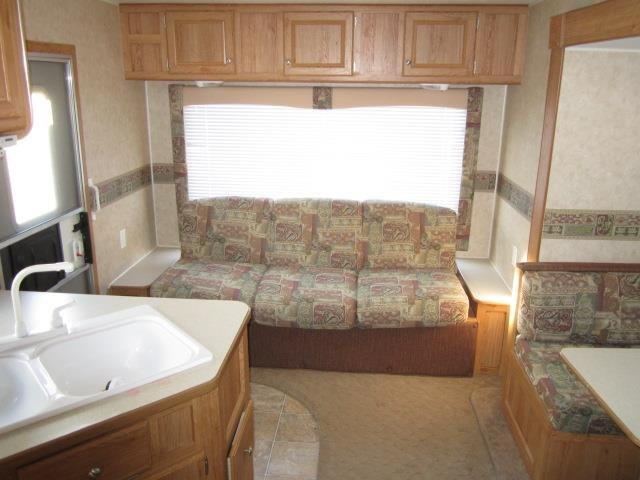 USED 2007 GULFSTREAM KINGSPORT 286RLS - Jack's Campers