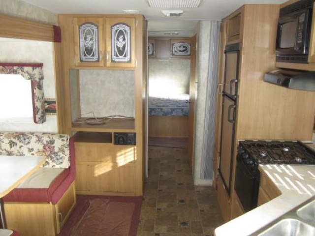 USED 2007 FLEETWOOD TERRY DAKOTA 300RLS - Jack's Campers