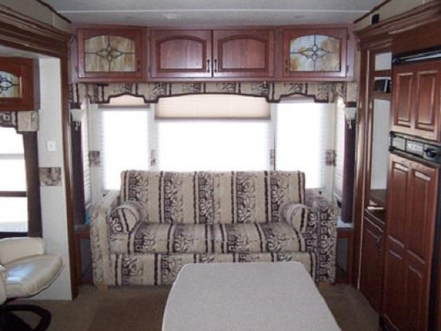 USED 2007 CARRIAGE CAMEO 31KS3 - Jack's Campers