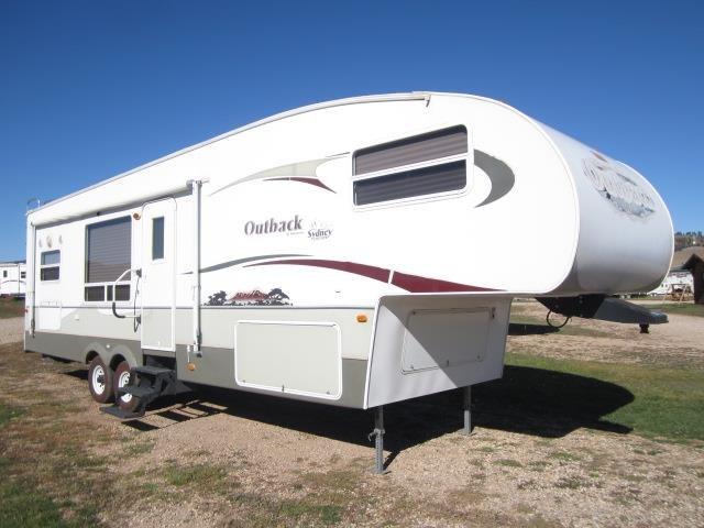 USED 2007 KEYSTONE OUTBACK 30FRKS - Jack's Campers
