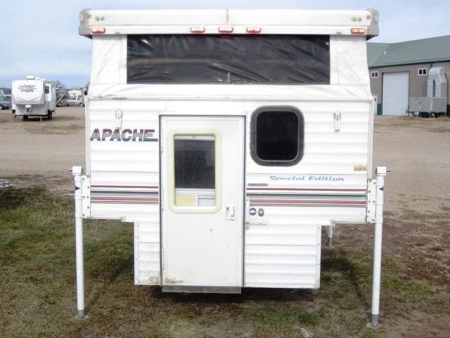 2007 SUN VALLEY APACHE WARRIOR 8.0SE - Jack's Campers