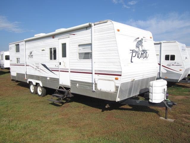 USED 2006 PALOMINO PUMA 30FQS - Jack's Campers