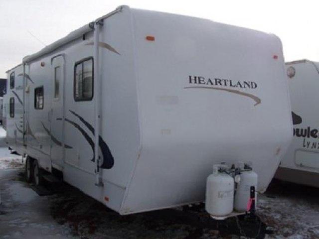 USED 2006 HEARTLAND HEARTLAND FD-228 - Jack's Campers