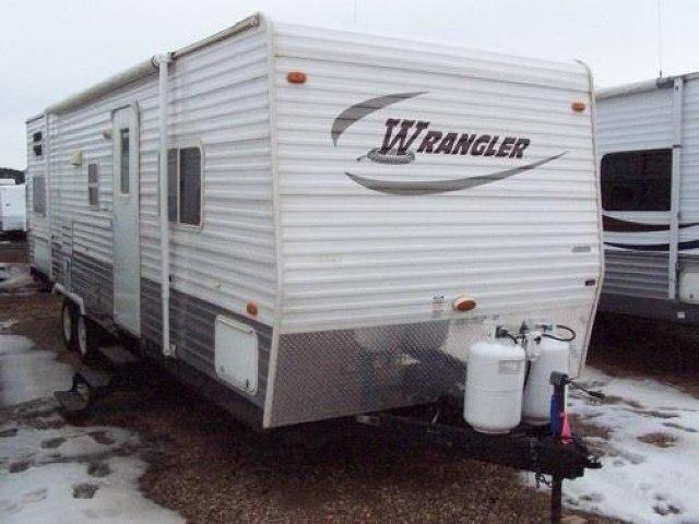 USED 2006 AMERI-CAMP WRANGLER 272RBH - Jack's Campers