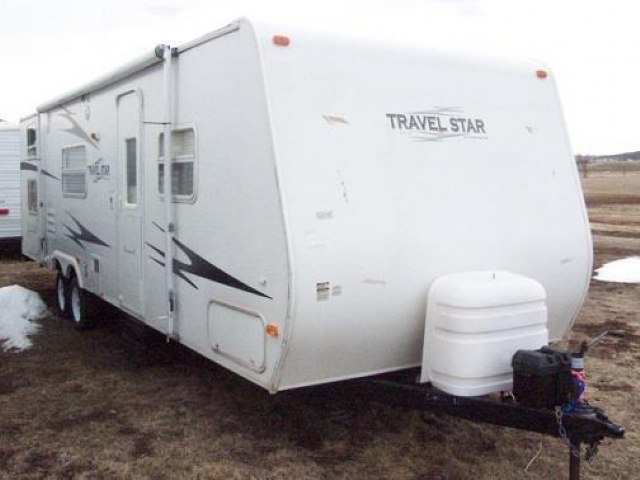 USED 2006 STARCRAFT TRAVEL STAR XLT 30QBS - Jack's Campers