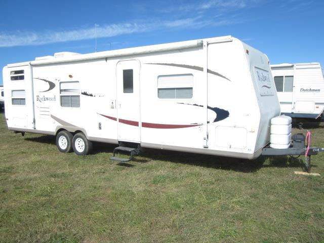 USED 2006 FOREST RIVER ROCKWOOD 2701SS - Jack's Campers
