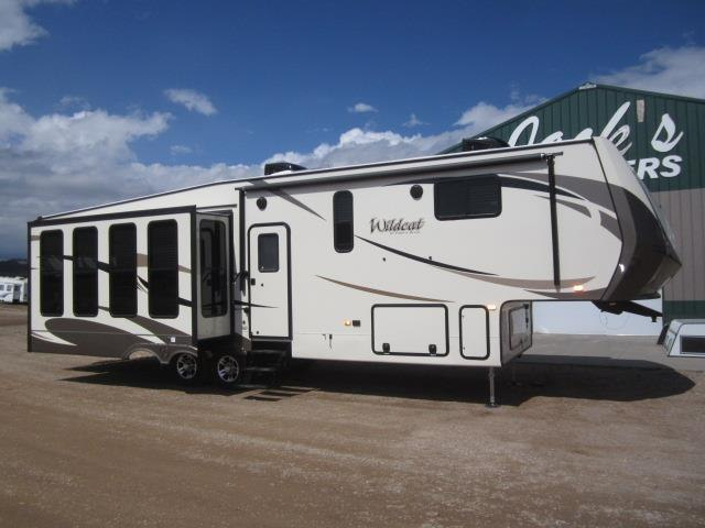 NEW 2018 FOREST RIVER WILDCAT 32WB - Jack's Campers