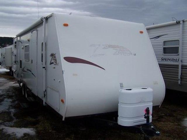 USED 2006 KEYSTONE ZEPPELIN ZII LE Z291 - Jack's Campers