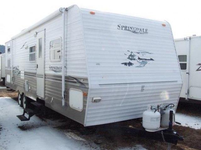 USED 2006 KEYSTONE SPRINGDALE 296BHGS - Jack's Campers