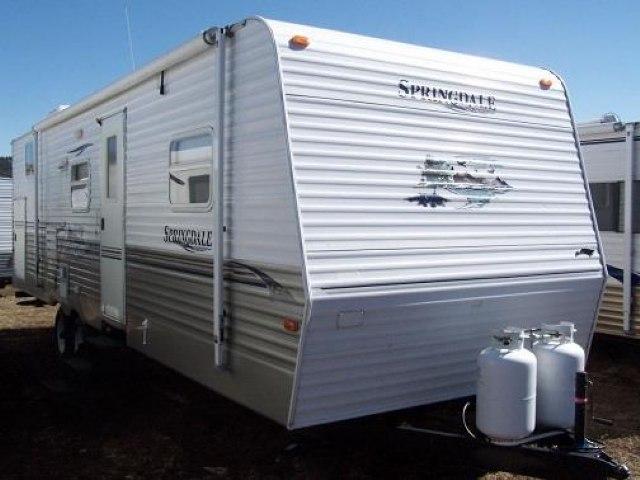 USED 2006 KEYSTONE SPRINGDALE 295BHLGL - Jack's Campers