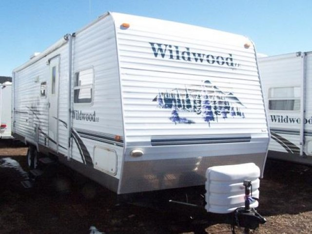 USED 2006 FOREST RIVER WILDWOOD LE 30BHBS - Jack's Campers