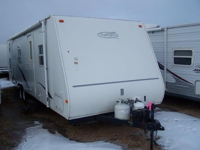 USED 2006 R VISION TRAIL-SPORT TS-27QBSS - Jack's Campers