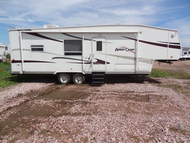 USED 2005 AMERICAN CAMPER LLC AMERI-CAMP 301RKBS - Jack's Campers