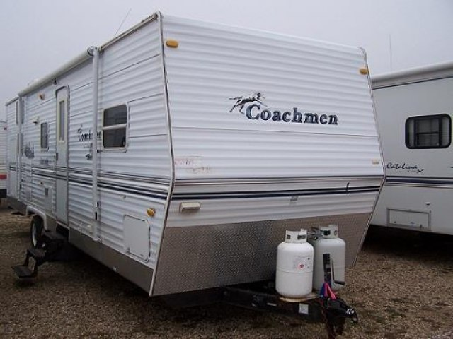 USED 2005 COACHMEN CASCADE DLX 30TBS - Jack's Campers