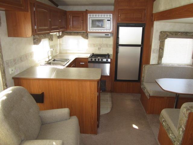 USED 2005 SKYLINE NOMAD 2805RKS - Jack's Campers