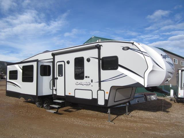 NEW 2017 KEYSTONE RV COMPANY SPRINGDALE 253FWRE - Jack's Campers