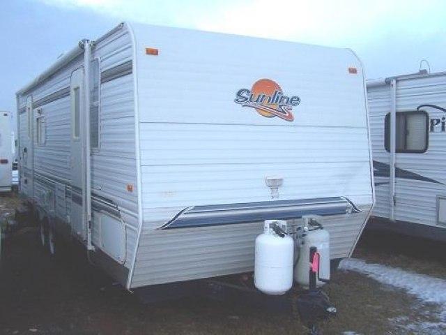 USED 2005 SUNLINE SOLARIS 264SR - Jack's Campers