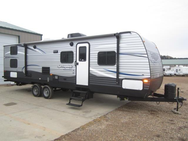 NEW 2017 KEYSTONE RV COMPANY SUMMERLAND 2960BH - Jack's Campers