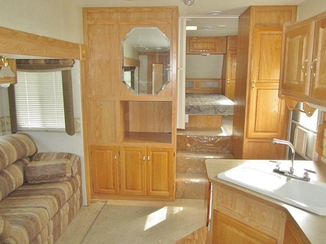 USED 2003 JAYCO EAGLE 277RBS - Jack's Campers