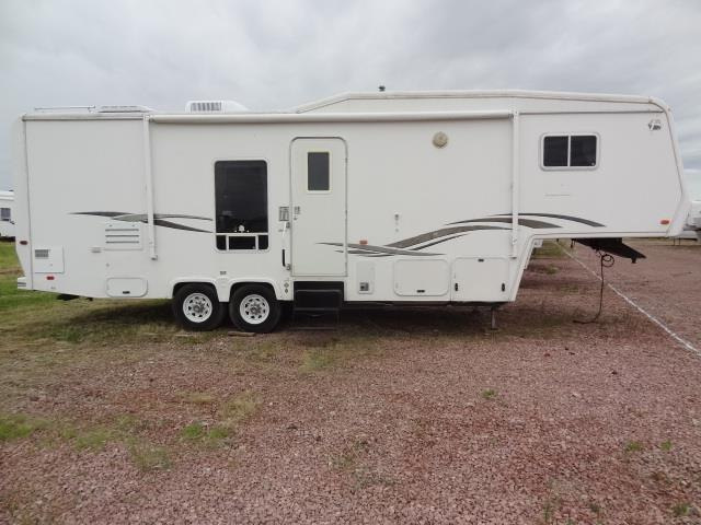 USED 2002 PETERSON INDUSTRIES EXCEL 30RGW - Jack's Campers