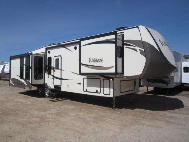NEW 2018 FOREST RIVER WILDCAT 37WB - Jack's Campers