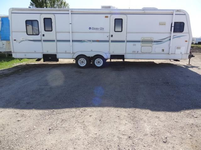 USED 1999 HOLIDAY RAMBLER ALUMA-LITE 32FKS - Jack's Campers