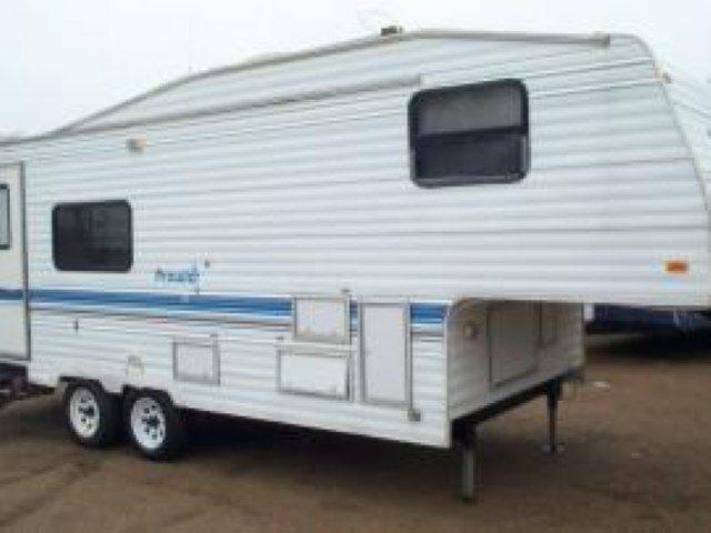 USED 1995 FLEETWOOD PROWLER 25 5P - Jack's Campers