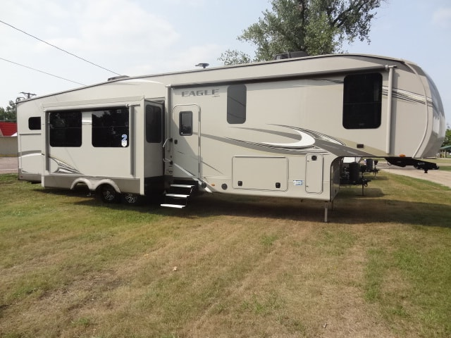 NEW 2018 JAYCO EAGLE 347BHOK - Jack's Campers