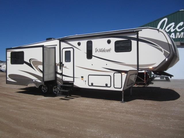 NEW 2017 FOREST RIVER WILDCAT 28SGX - Jack's Campers
