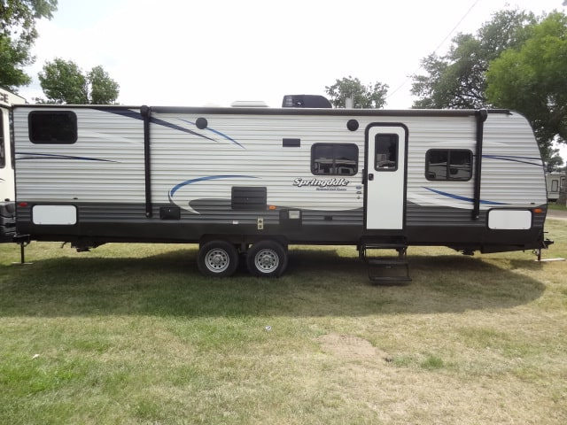 NEW 2018 KEYSTONE SUMMERLAND 2980BH - Jack's Campers