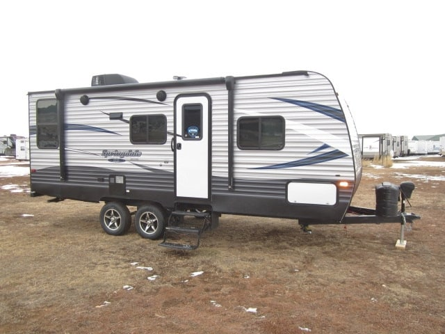 NEW 2018 KEYSTONE RV SUMMERLAND 2020QB - Jack's Campers