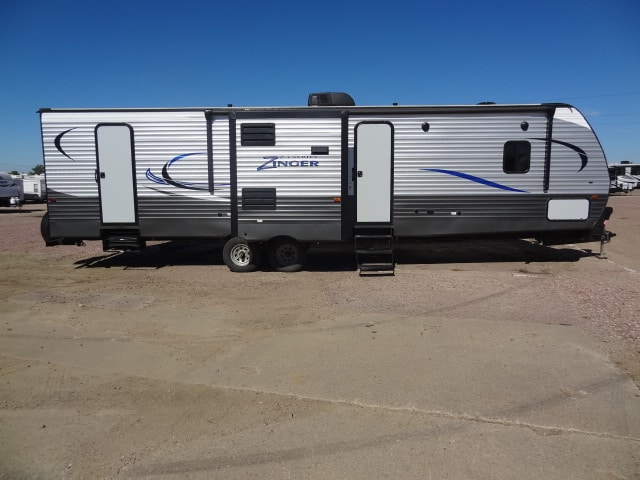 NEW 2018 KEYSTONE ZINGER 335BH - Jack's Campers