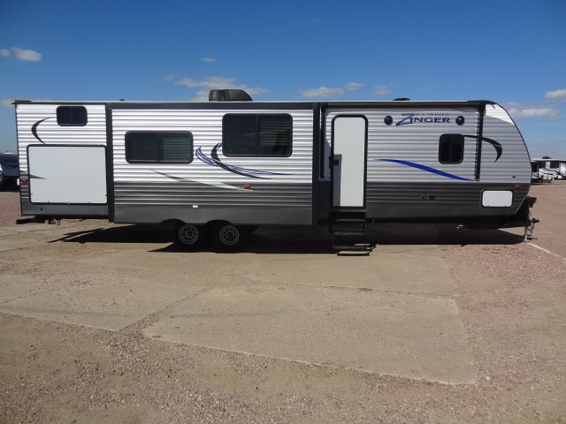 NEW 2018 KEYSTONE ZINGER 333DB - Jack's Campers