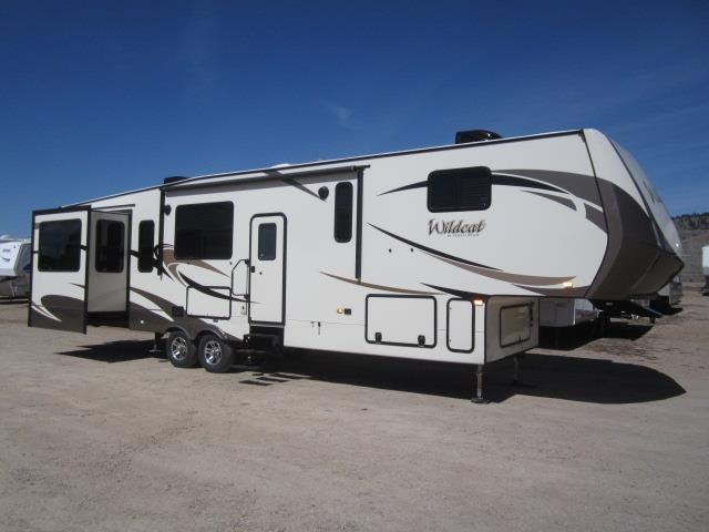 NEW 2018 FOREST RIVER WILDCAT 35WB - Jack's Campers