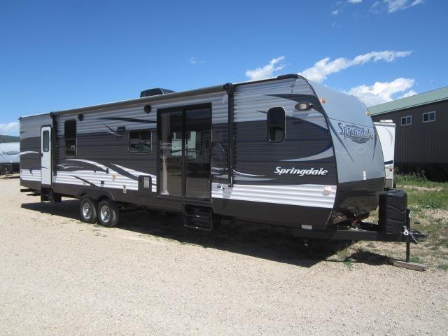 USED 2017 KEYSTONE SPRINGDALE 38FL - Jack's Campers