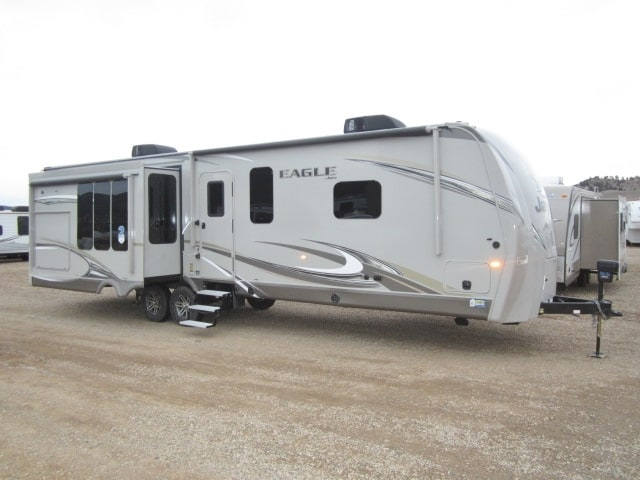 NEW 2018 JAYCO EAGLE 322RLOK - Jack's Campers