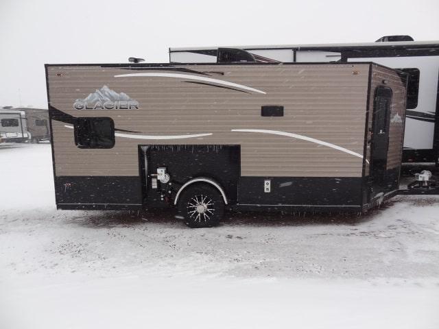 NEW 2018 GLACIER GLACIER ICE HOUSE A165RD - Jack's Campers